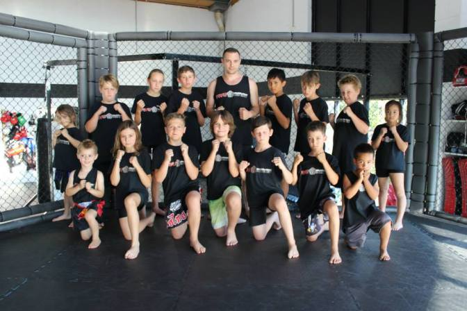 MMA is the best training for Kids to be confident against bullies