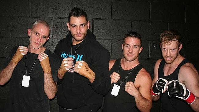 Five Rings Amateur's featured in Gold Coast Bulletin