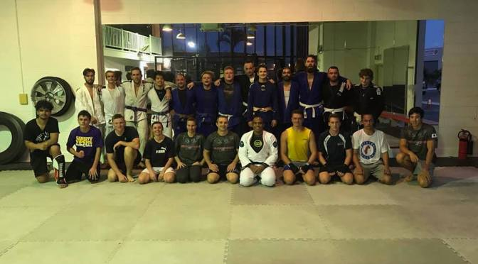 Thinking about trying MMA Training?